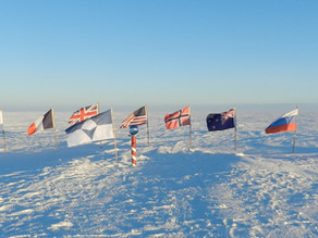 Meet Antarctica's New Flag: The Latest Tool for the Conservation of the Continent (Press Release)