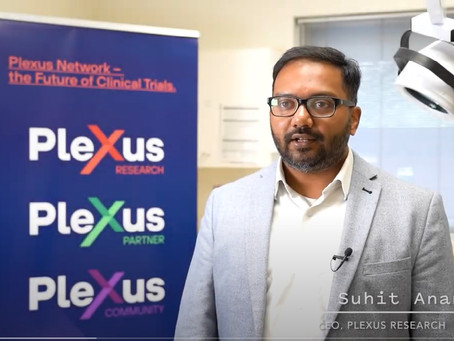 Plexus Research featured as part of Health-tech month in South Australia