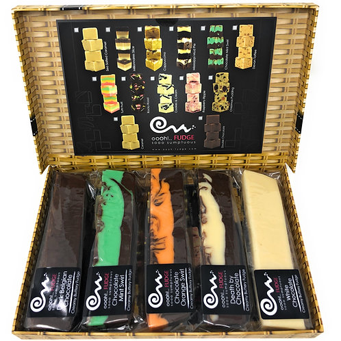 Oooh!..FUDGE Luxury Hamper Box - Choose your own flavours