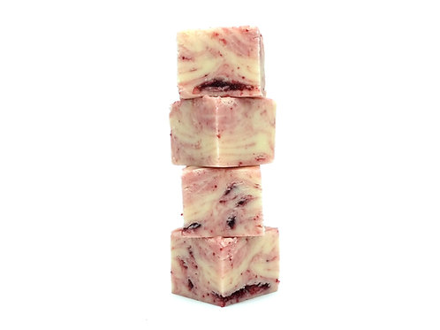 Real Raspberry Ripple Fudge