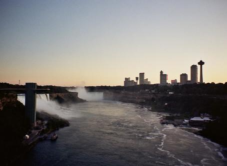 Niagara Falls: Natural wonder or Las Vegas wannabe?