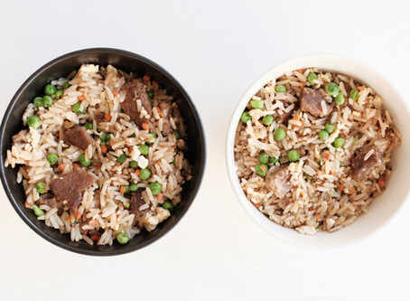 A Rice Pick-Me-Up For When Things Don't Go To Plan