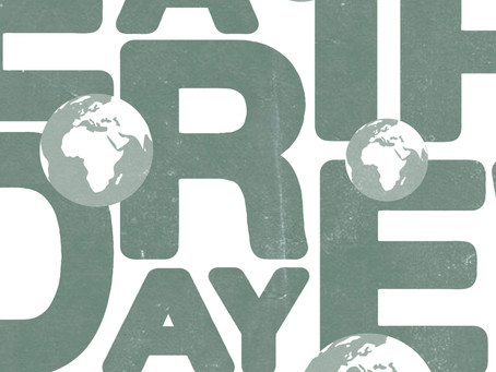 Earth Day: 50 Years On