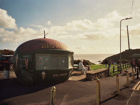 The Mumbles: Cycling the Golden Welsh Coast