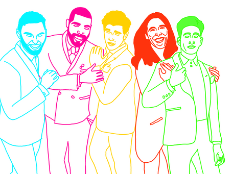 Why Queer Eye Has Been the Ultimate Pandemic Companion