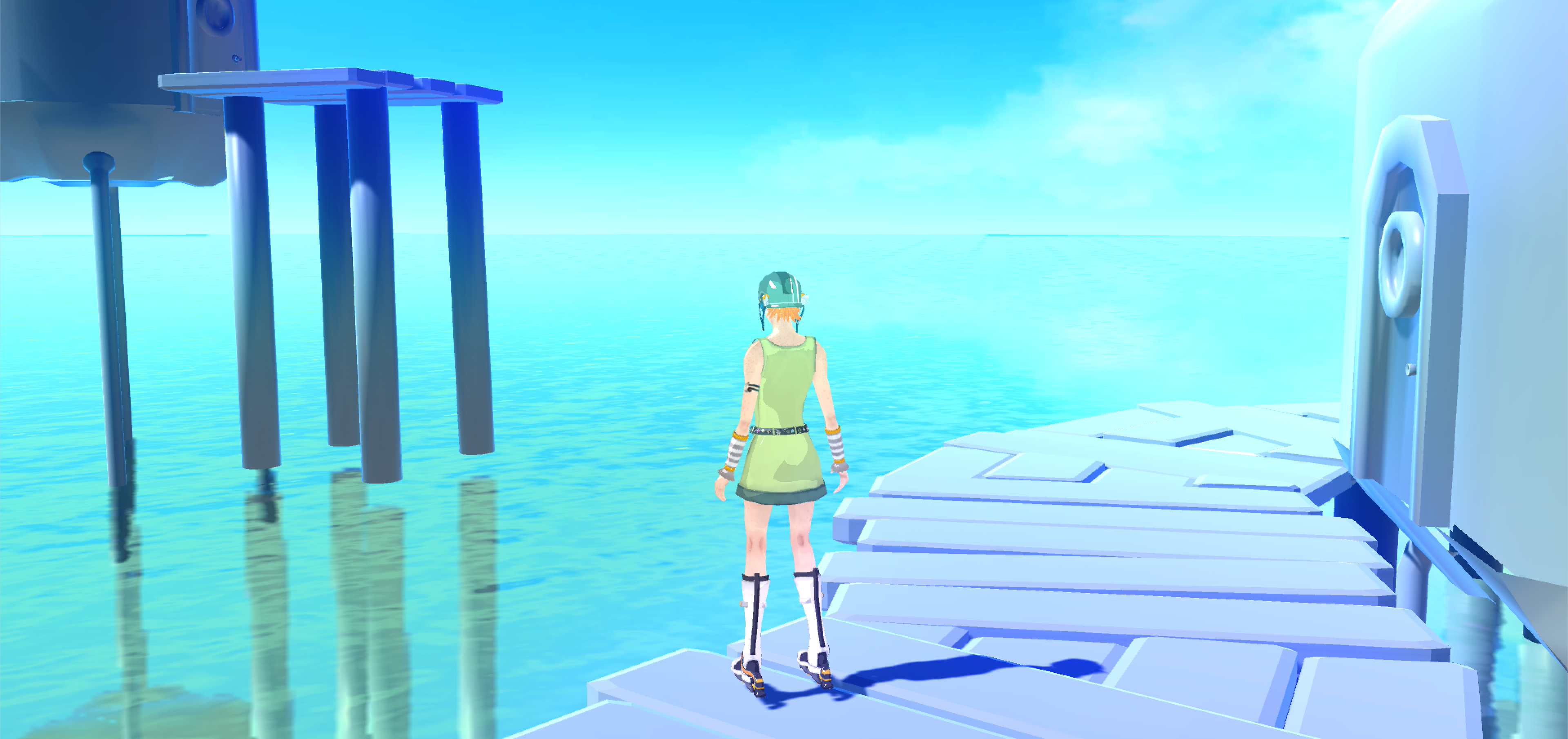 First Look at Aesthetic