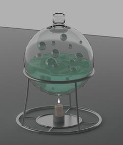 Alchemist Flask