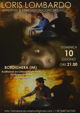 Loris Lombardo - CONCERTO BORDIGHERA
