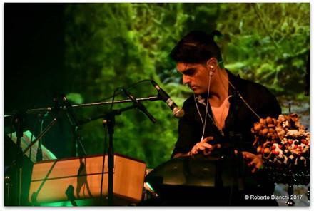 Loris Lombardo -Handpan & Percussion Concert