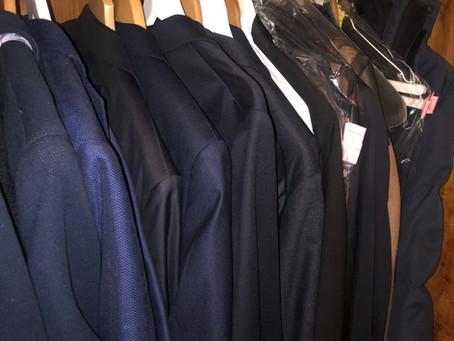 Arbeitskleidung ist auch Schutz