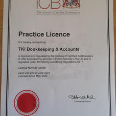 Practice Licence