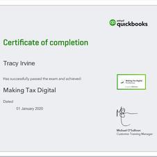 Quickbooks Making Tax Digital