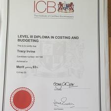 Level 3 Costing & Budgeting