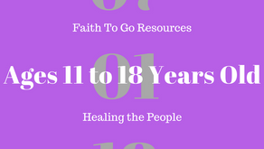 Week of July 1, 2018: Healing the People (Ages 11-18)