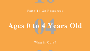 Week of October 4, 2020: What is Ours? (Ages 0-4)