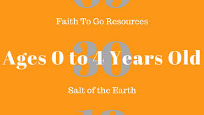 Week of September 30, 2018: Salt of the Earth (Ages 0-4)