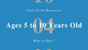 Week of October 4, 2020: What is Ours? (Ages 5-10)