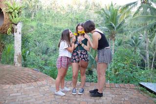 Friendship Series: Catarina and Sonya