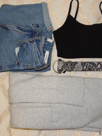 jeans - cotton on  black body suit - primark  cardigan - target  belt - primark