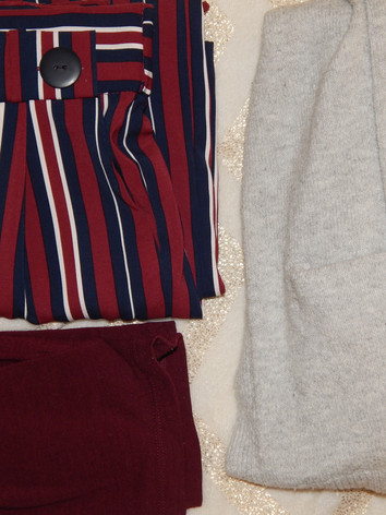 pants: zara  tank top: american eagle cardigan: target