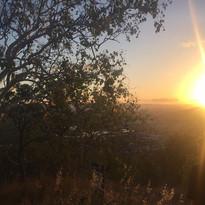 townsville sunset