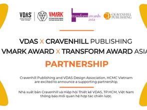 [VDAS Partnership] CRAVENHILL PUBLISHING & TRANSFORM AWARDS ASIA
