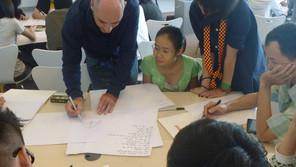 Workshop for young designer | Khóa huấn luyện tư duy thiết kế