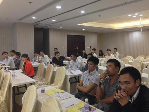 Binh duong handicraft design & Branding seminar | Hội thảo thiết kế thủ công mỹ nghệ Bình dương