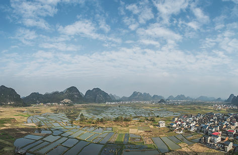 """ Amazing Guilin photography tour: lingui rice fields yangshuo china."""