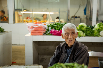 """Amazing Guilin photography tour: local at fuli market yangshuo china."""