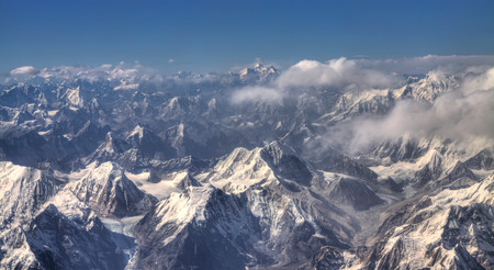 himalaya mountain range