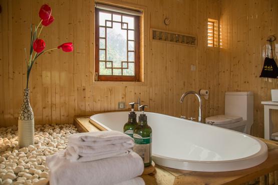 ctn hotel suite bathroom