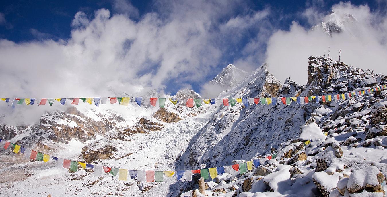 kala patthar everest national park nepal