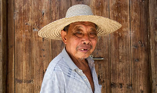 """Gorgeous Guilin portrait photography tour: local people portrait xingping old street china."""
