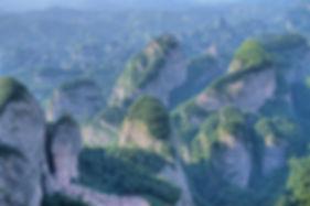 """""""Amazing Guilin photography: bajiaozhai mountain china."""""""