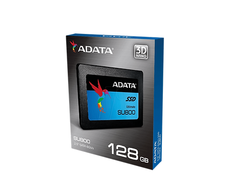 "SSD 128GB  3D NAND FLASH SU800 2.5"" ASU800SS-128GT-C"