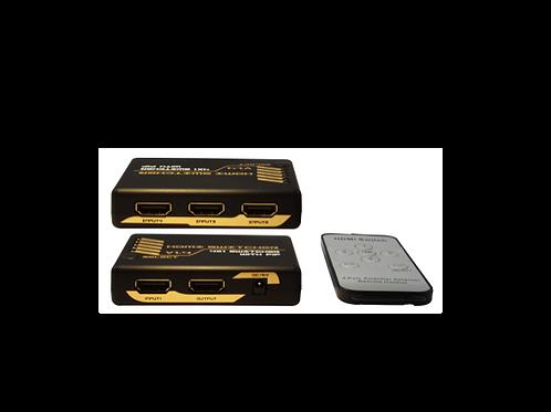 SWITCH HDMI 4X1 INTELIGENTE PIP (PICTURE IN PICTURE) V.1.4, 4K