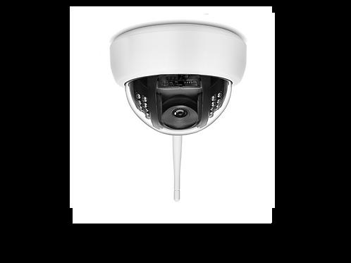Cámara IP, WiFi, Domo, Audio, Interior 1 Mpx