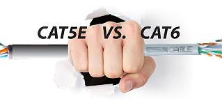 Diferencias entre el Cable UTP Cat5 y Cat6