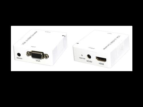 MINI CONVERTIDOR VGA + STEREO   -> HDMIACTIVOS