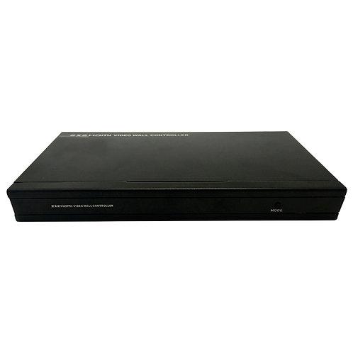 HD VIDEO WALL CONTROLLER 2X2, USO RUDO