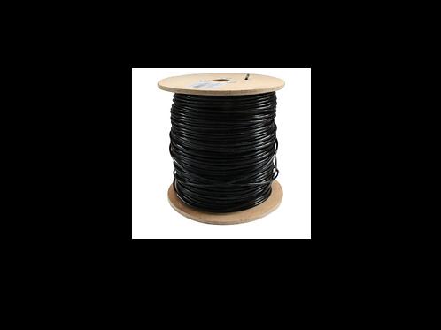 BOBINA CABLE 305 MTS UTP CAT 6,   0.50 mm DOBLE FORRO + GEL