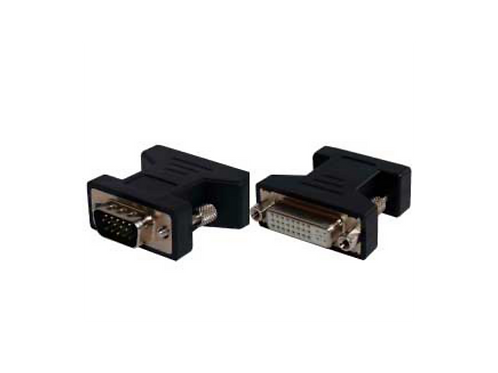 CONECTOR VGA- DVI  PASIVOSMachoHembra