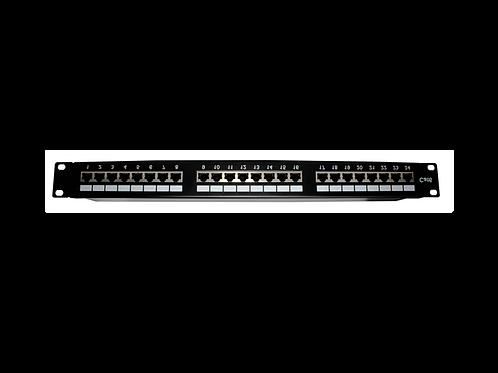 Panel de Parcheo FTP cat 624 puertos