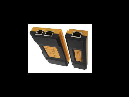 Probador de cables RJ-45 y RJ-11CY-468A