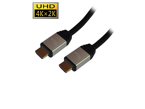 CABLE HDMI V 2.0 soporta 4k  7.5 metros