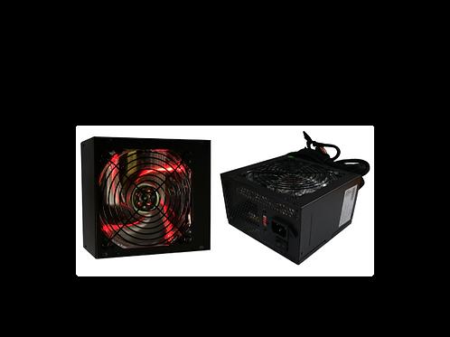 Fuente de poder ATX -  800w Plus negra