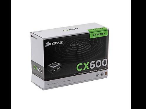 FUENTE DE PODER CORSAIR CX600 V2 600W (CP-9020048-NA)