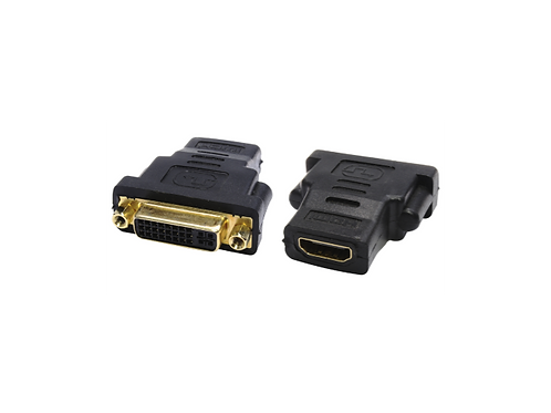 CONECTOR DVI - HDMI HembraHembra