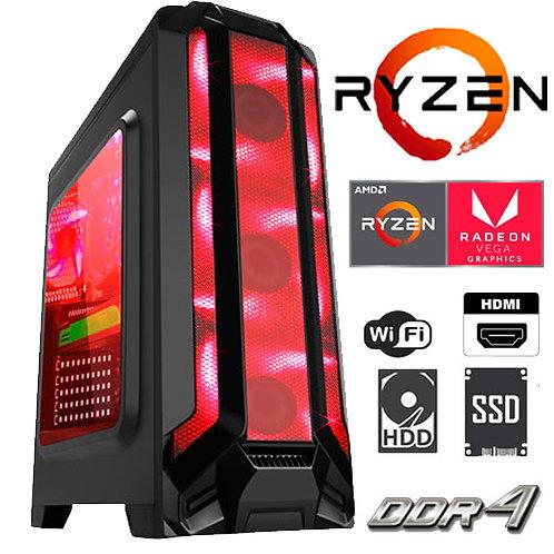 Equipo RYZEN 5 Robot 2400